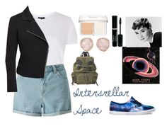 """Intersrellar Space"" by charbear231 ❤ liked on Polyvore featuring Christian Dior, Vans, Topshop, Miss Selfridge, Burberry, Monica Vinader and plus size clothing"