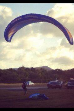 Paragliding Paragliding, Gate, Balloons, Clouds, Travel, Globes, Viajes, Portal, Balloon