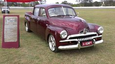 A twin cab FJ Holden... GMH know nothing about this one.