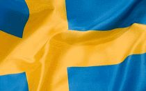 Flag of Sweden - 210x132, 8-bit for use in Lync