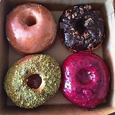 Destination Donuts // some of the best donuts in Columbus!