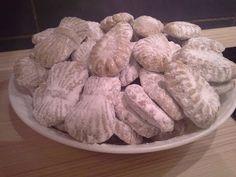 "keks ""Šape"" sa orasima - recept - YouTube"