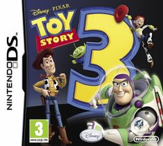 From 4.99 Toy Story 3: The Video Game (nintendo Ds)