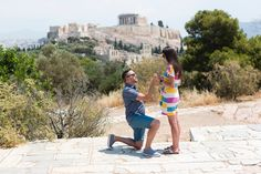 Congratulations to Ryan & Laura on their engagement in . Proposal Photography, Photography Services, Wedding Photography, Perfect Proposal, Surprise Proposal, Mykonos, Santorini, Greece Islands, Marriage Proposals