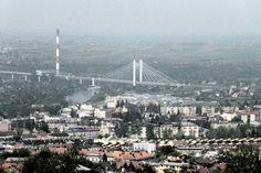 panorama Przemyśla z Kopca Tatarskiego