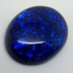 637ct Black Opal  Australian Origin Substantial Size by DeVanxGems