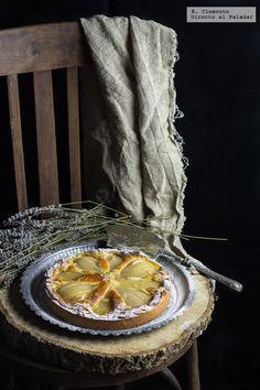 Te explicamos paso a paso, de manera sencilla, la elaboración de la receta tarta bourdaloue. Ingredientes, tiempo de elaboración Al Fresco Recipe, Sweet Recipes, Cake Recipes, Vegan Recipes, Spanish Desserts, My Dessert, Cake Shop, Sweet And Salty, International Recipes