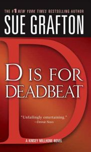 D is for Deadbeat by Sue Grafton (42-17)