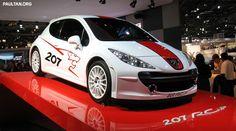 Peugeot 207 WRC