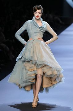 The most beautiful dress. Ever. Christian Dior s/s 2011 Haute Couture