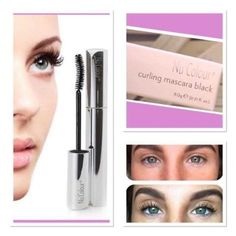 Make your beautiful eyes the centre of interest with the Nu Colour curling mascara. Ideal to make your eyes jump out, it gives that extra magnificent glow to your look. With its nice, easy-to-use, lightly curved brush, it's especially formulated to separate lashes and make sure to give them that long lasting curling power without clumping. With this mascara you are not missing out on the wide open eye effect this Nu Colour Mascara can give you.  Nu Skin, Makes You Beautiful, Beautiful Eyes, Curl Lashes, Curling Mascara, Long Lasting Curls, Color Lines, Colour, Color