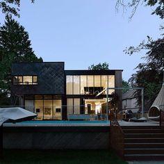 ✨Aldo House by Prototype Design Lab Location: #Ontario, #Canada