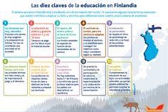 Las 10 claves de la educación en Finlandia