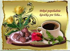 Good Morning Texts, Tea Cups, Tableware, Night, Pictures, Dinnerware, Tablewares, Dishes, Place Settings
