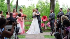 A STARVED ROCK Wedding