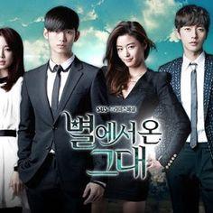 you who came from the stars korea drama series dvd murah perkeping cuma 7 rb posisi jakarta 57A4BF22 add bbm