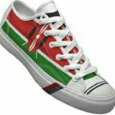 Made in Kenya - Fashion - Shoes - August 2012