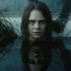 Cara Delevingne stars as Enchantress in Suicide Squad trailer...: Cara Delevingne stars as Enchantress in… #CARADELEVINGNE #CaraDelevingne