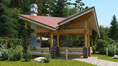 Kerti pavilon építés - egyedi kerti pavilonok, garanciával - Kerti pavilon…