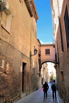 TOLEDO - SPAIN Calle Ángel