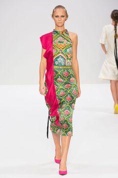 Inifd-Lst Spring/Summer 2018 Ready To Wear | British Vogue