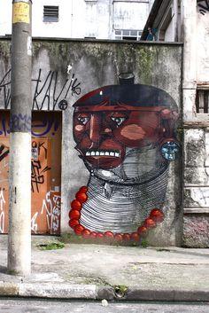 Nunca (2009) - Bela Vista, São Paulo (Brazil)