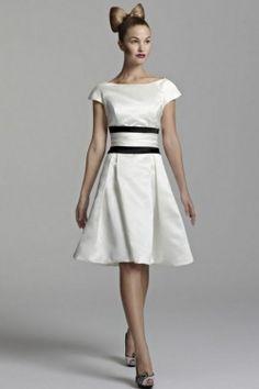 Wedding Dresses Black And White 30-85% Off