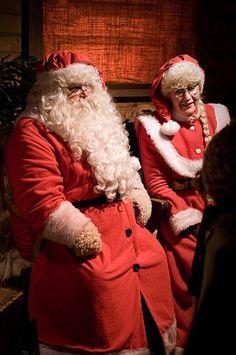 Navidad en la Laponia Finlandesa. Joulupukki y Joulumori. Fotografía de Anssi Koskinen