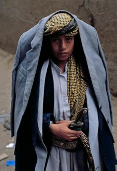 Father, Cover the Yemeni children with your cloak of Righteousness. - Steve McCurry