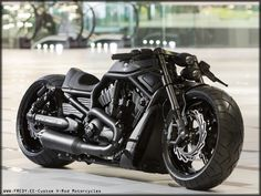 Harley-Davidson Night Rod Special. Are words really necessary? ❤️
