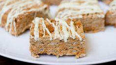 White Chocolate Cinnamon Bun Krispie Treats | Recipe | Fox News