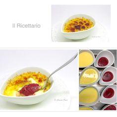 "Claudio Pucci on LinkedIn: ""Creme brûlé al lampone"" Photo Food, Cheeseburger Chowder, Soup, Breakfast, Facebook, Cream, Food Food, Morning Coffee, Soups"