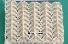 KABARIK KILÇIKLI TIĞ ÖRGÜ YELEK,ŞAL VE BATTANİYE | Nazarca.com Easy Crochet Stitches, Moda Emo, Leg Warmers, Blanket, Pattern, Color, Fashion, Crochet For Baby, Crochet Ideas
