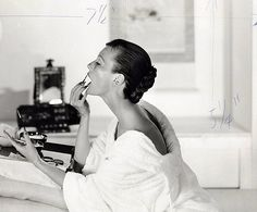 Mary Jane Russell, photo by Louise Dahl-Wolfe, 1954