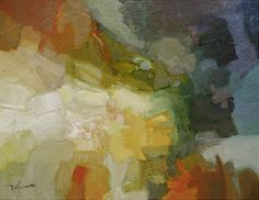 "Headway by Rose-Marie Kossowan Oil ~ 30"" x 40"""