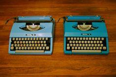 #typewriters