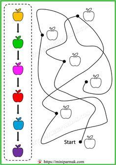 Kindergarten Learning, Teaching Kids, Preschool At Home, Preschool Activities, Coding Class, Cicely Mary Barker, Hidden Pictures, Math For Kids, Brain Teasers