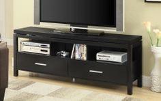 701970 TV Console - Black