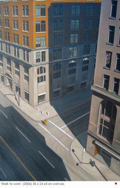 SEAN YELLAND  Walk to Work (2006)