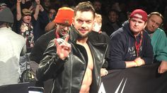 Watch Finn Balor's Entrance From His Epic Return, Triple H Thanks Fans In Buffalo