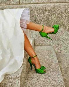 7 consejos para elegir los zapatos de novia