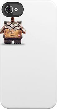 OMG...Wall-E iPhone case.
