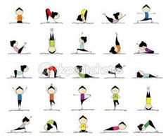 Simple Yoga Poses for Kids <