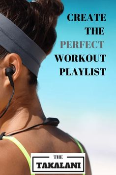 Did you know that listening to music can really shape the way your workout turns out. Read the following article to learn how to create the perfect workout playlist. #runners #fitness #thetakalani Nutrition Tips, Health And Nutrition, Diet Tips, Health And Wellness, Fitness Tips For Women, Health Tips For Women, For You Song, Song One, Listen To Song
