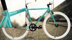 Llegan las bicicletas Fixie pegando muy fuerte, con precios excepcionales y originales diseños, pero sólo hay una manera de que tu nueva Fixie sea única y exclusiva!