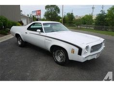 1973 El Camino | 1973 Chevrolet El Camino for sale in Lansing, Michigan