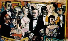 #Party by #MaxBeckman -- #BowTie