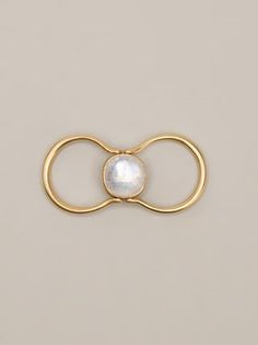 Marie Helene De Taillac reversible ring
