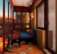 Küçük Balkonlar İçin 20 Yaratıcı Dekorasyon Fikri : NeoTempo