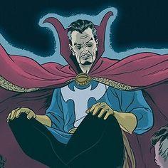 Doctor Strange - Paolo Rivera